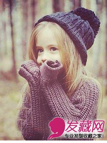 六一儿童节 适合小女孩的9款可爱发型图片(7)