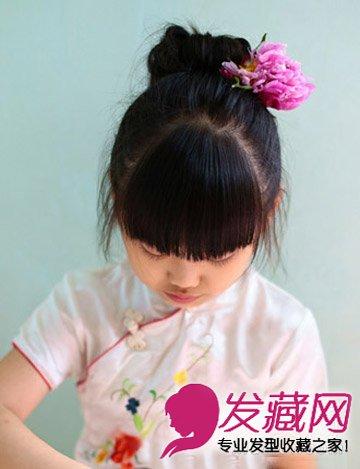 发型网 女生发型 女生可爱发型 > 儿童舞蹈发型设计 最新儿童舞蹈发型