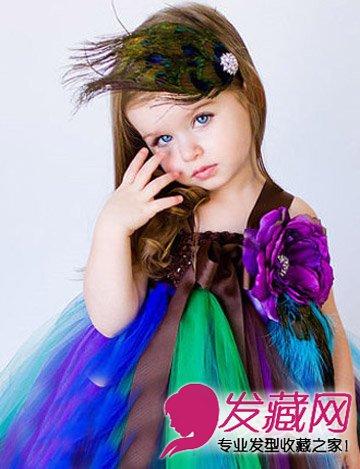 儿童舞蹈发型设计 最新儿童舞蹈发型(6)