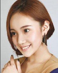 韩式优雅盘发教程 韩式美人的气质感发型