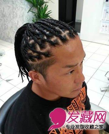 男生个性短发发型 帅气发型张扬个性魅力(7)