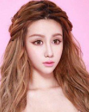 范冰冰高彩琪发型 长卷发时尚靓丽图片