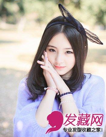 自然的直 →多款清凉又时髦的短发发型 →上海电影节明星红毯造型图片