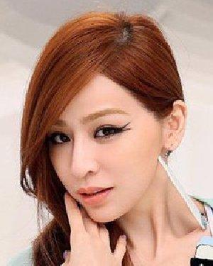 【女生脸型分类图_脸型与发型的搭配_脸型发型设计】图片