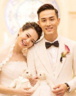 戚薇李承铉结婚照 最全婚纱照发型盘点