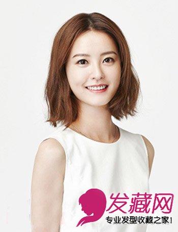 《恋爱的发现》郑有美发型 小清新中短发受追捧