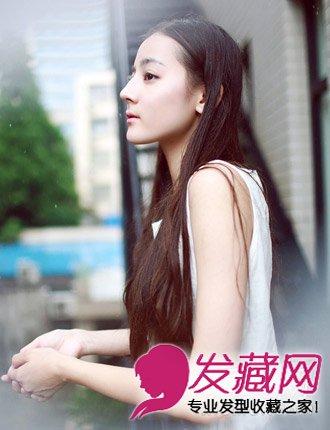 原来是校花 古剑小师妹迪丽热巴小清新发型(6)