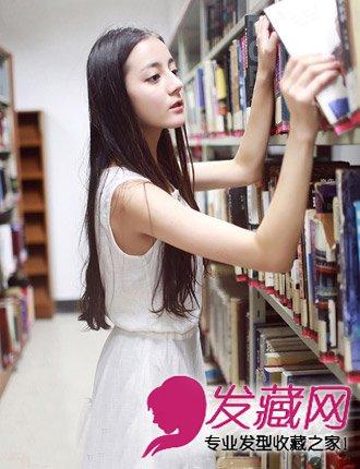 原来是校花 古剑小师妹迪丽热巴小清新发型(10)