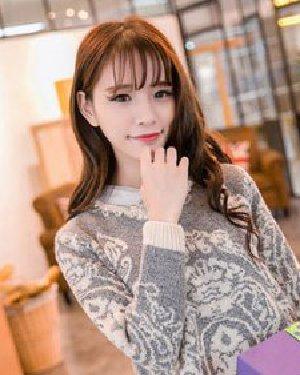 秋冬女生长卷发发型 空气刘海韩范十足很流行