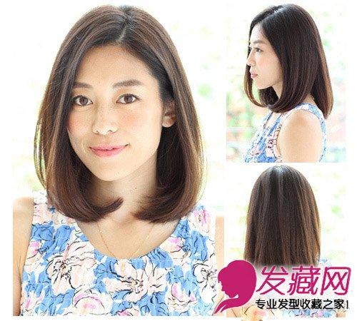 中性风荷叶头发型 短卷发显露慵懒女人味 →蛋卷头式的设计 2015图片
