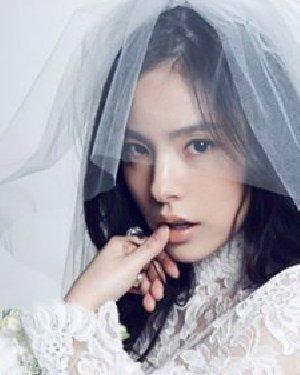简约风准新娘 清新脱俗新娘发型设计