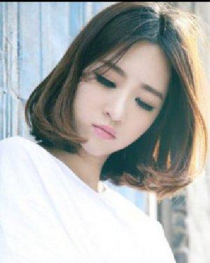2015最新女生短发 甜美的内扣发型设计