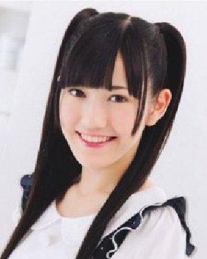 日式可爱的高刘海发型 高中生必备清纯马尾扎发