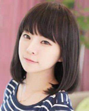 【图】甜美可爱女生短发清新舒爽(2)_女生短发发型_发