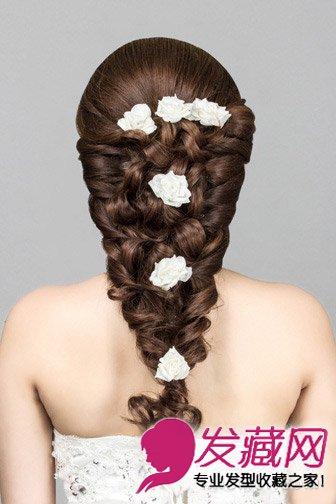 周末就要萌萌哒 3款可爱发型扎法图解