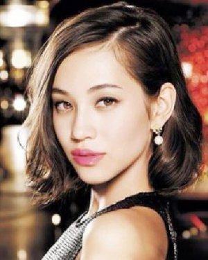 中短发最招桃花 权志龙女友水原希子发型图片