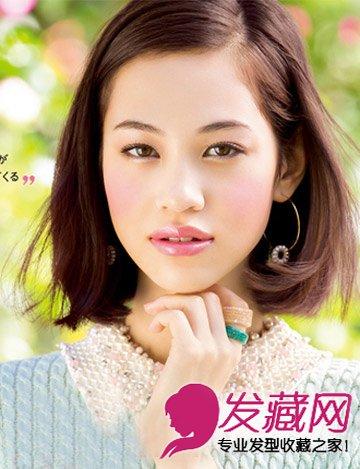 权志龙女友水原希子发型(2)图片