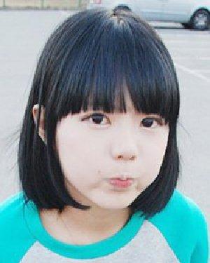 韩式短发受追捧 粉嫩的娃娃脸型发型