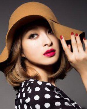 棕色韩式短发发型  甜美发型脱单变女神