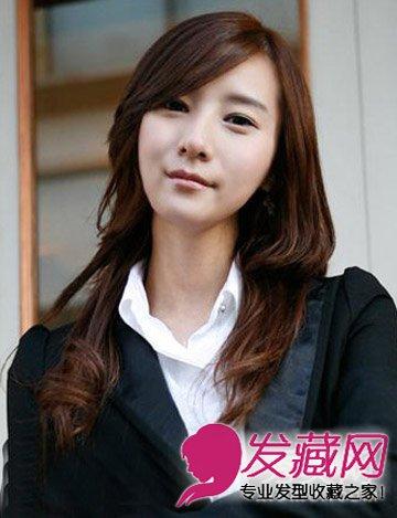清甜的韩式短发发型 bob的知性美减龄不止5岁(5)  导读:35岁适合发型