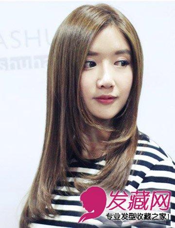 清甜的韩式短发发型 bob的知性美减龄不止5岁(3)导读:35岁适合发型