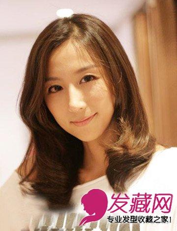 清甜的韩式短发发型 bob的知性美减龄不止5岁(9)  导读:35岁适合发型
