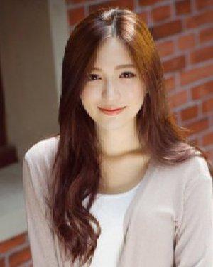 韩国女生发型图片 空气感斜刘海清新修颜