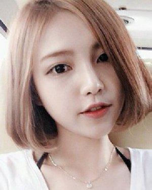 短发怎么弄好看 ol日常清爽韩式短发发型