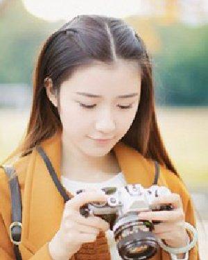 中学生发型该怎么弄呢? 清甜萌妹金秋最可爱