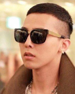 最新男士发型设计 超显时尚的圆寸发型