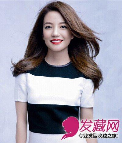 大经典发型就是长发 哪位女星勾起你的长发情结(4)