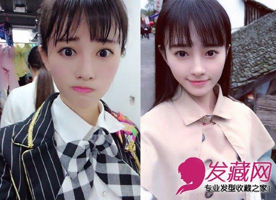 """日本媒体以《中国4000年第一美女诞生》为标题,高度评价了中国美少女团体SNH48的鞠婧祎,据悉,鞠婧祎是SNH48二期生,目前是N队成员,在SNH48第一届总选举名列第四位。鞠婧祎被评中国4千年第一美,虽然受争议不少,但是这姑娘的模样确实不赖,那就让我们更鞠婧祎学习一下发型,从""""头""""开始蜕变!"""