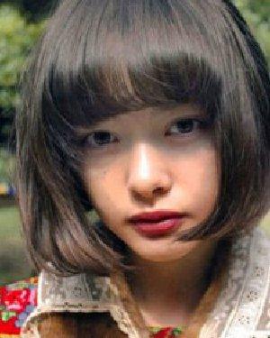最新日系内蓬短发发型 大脸盘女生显瘦首选