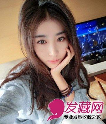 碎发刘海发型 →韩式空气感刘海发型设计 显嫩才更流行 →春夏女生最图片