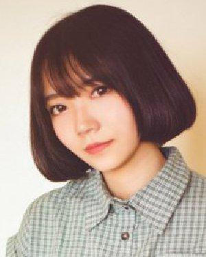 赵丽颖短发 齐刘海的造型 但并不是包子脸最佳发型(6)