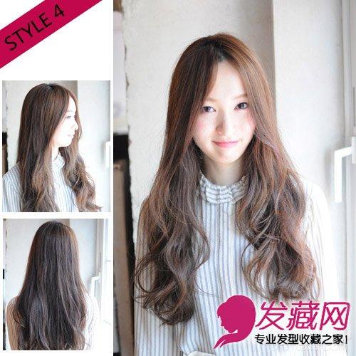 空气刘海定义女神范 →最新发型设计 6款齐刘海可爱发型 →韩式齐刘海