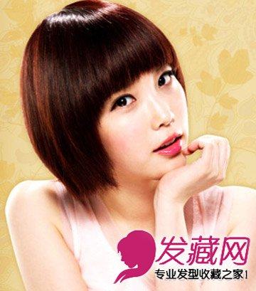 短发弄什么发型好看 韩式短发发型设计(6)