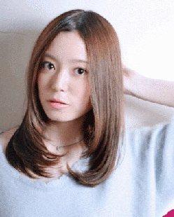 经典韩式中长发发型 2015年也一样很流行