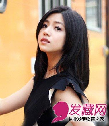 发型网 女生发型 女明星发型 > 新小龙女陈妍希发型 让观众抓狂(7)