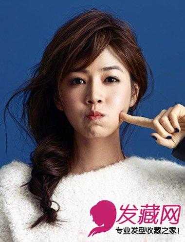 发型网 女生发型 女明星发型 > 新小龙女陈妍希发型 让观众抓狂(4)