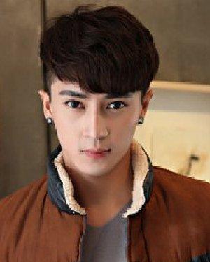 最潮男生短发发型推荐 有无刘海长脸型的男生发型
