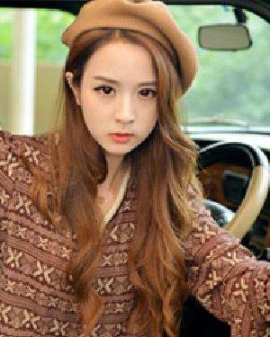 今冬流行什么发型 韩式韩式披肩卷发发型图片