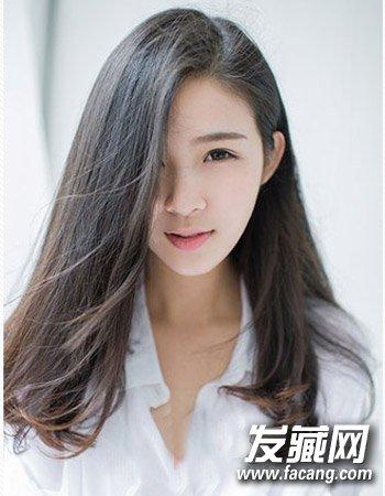 冬季最新烫发发型 清爽时尚的公主头发型 2