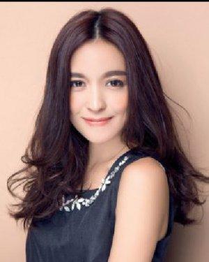 女生发型中长发发型 (300x375)