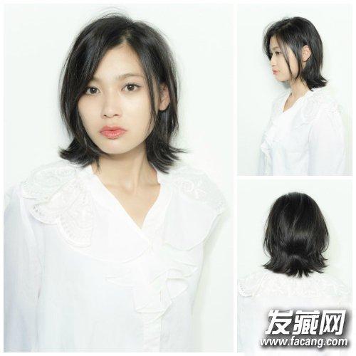 你的脸型适合哪 →时尚水波纹烫发图片,可爱漂亮款烫发任选 →冬季中