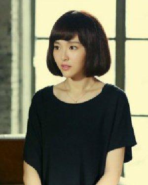 《何以笙箫默》唐嫣剧中发型 短发邻家女孩的气质