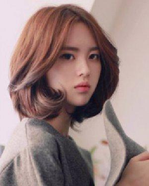 气质的大卷发型设计 9款瓜子脸女生气质发型
