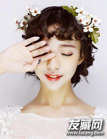 准新娘陈妍希会用哪款发型 →陈晓陈妍希婚纱照曝光新娘发型抢先看