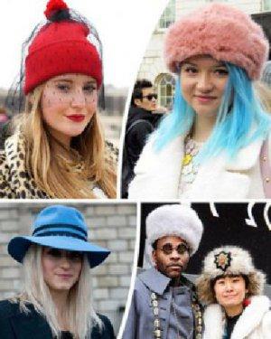 复刻欧美咖发型秘诀 帽子发型也不败