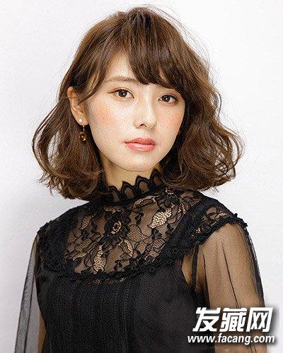 最新发型设计与脸型搭配 短发发型清爽利落图片